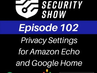 Smart Speaker Privacy Settings