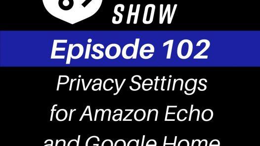 Smart Speaker Privacy Settings