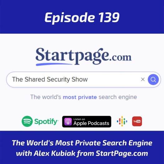 StartPage.com The World's Most Private Search Engine