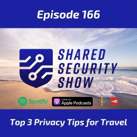 Top 3 Privacy Tips for Travel